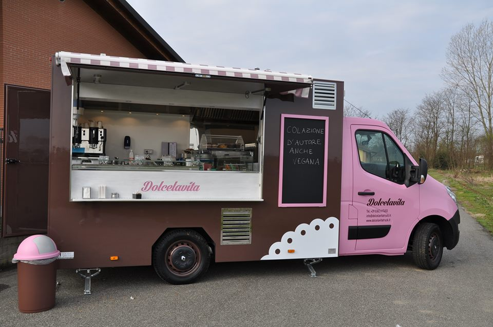 Il camioncino del gelato sospeso!!